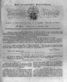 Breslauer Zeitung. 1830.12.10 Nr290
