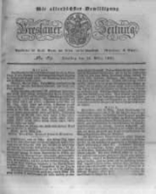Breslauer Zeitung. 1831.03.22 Nr69