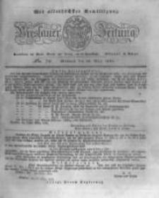 Breslauer Zeitung. 1831.03.23 Nr70