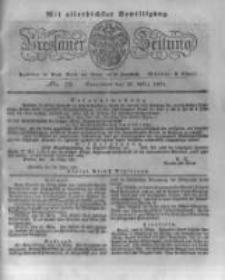 Breslauer Zeitung. 1831.03.26 Nr73