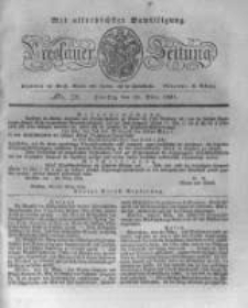 Breslauer Zeitung. 1831.03.29 Nr75