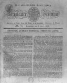 Breslauer Zeitung. 1831.04.02 Nr78