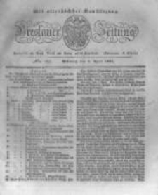Breslauer Zeitung. 1831.04.06 Nr80