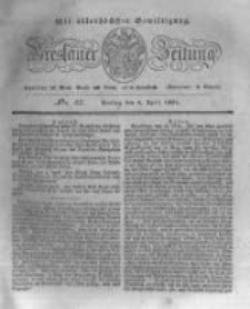 Breslauer Zeitung. 1831.04.08 Nr82