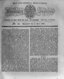 Breslauer Zeitung. 1831.04.09 Nr83