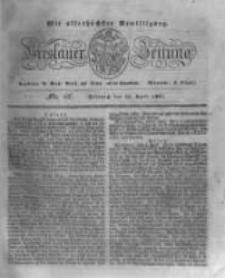 Breslauer Zeitung. 1831.04.13 Nr86