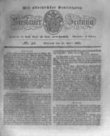 Breslauer Zeitung. 1831.04.20 Nr92