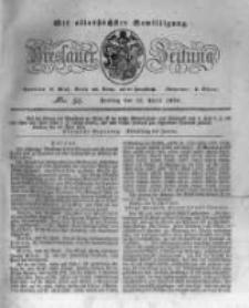 Breslauer Zeitung. 1831.04.22 Nr94