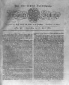 Breslauer Zeitung. 1831.04.28 Nr98