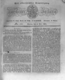 Breslauer Zeitung. 1831.05.02 Nr101