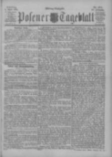 Posener Tageblatt 1901.04.09 Jg.40 Nr164
