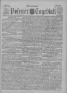 Posener Tageblatt 1901.04.15 Jg.40 Nr174