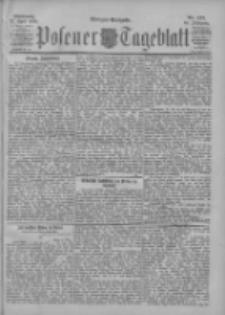 Posener Tageblatt 1901.04.17 Jg.40 Nr177