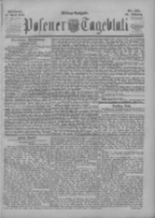 Posener Tageblatt 1901.04.17 Jg.40 Nr178