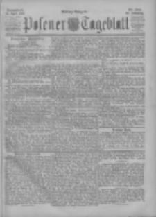 Posener Tageblatt 1901.04.20 Jg.40 Nr184