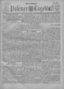 Posener Tageblatt 1901.04.23 Jg.40 Nr187