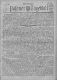 Posener Tageblatt 1901.04.26 Jg.40 Nr193
