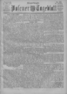 Posener Tageblatt 1901.04.27 Jg.40 Nr195