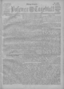 Posener Tageblatt 1901.04.27 Jg.40 Nr196