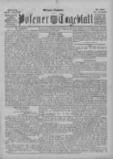 Posener Tageblatt 1895.06.25 Jg.34 Nr291
