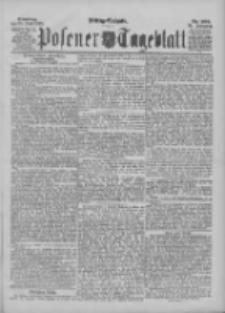 Posener Tageblatt 1895.06.25 Jg.34 Nr292