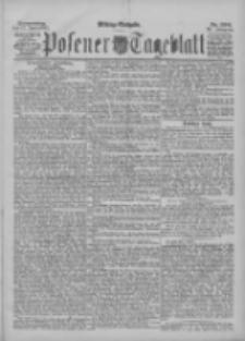 Posener Tageblatt 1895.06.27 Jg.34 Nr296