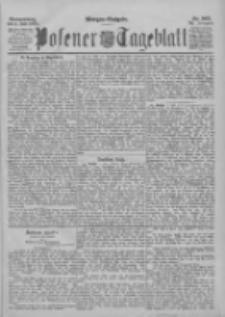 Posener Tageblatt 1895.07.04 Jg.34 Nr307