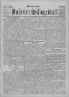 Posener Tageblatt 1895.07.11 Jg.34 Nr319