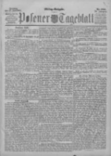 Posener Tageblatt 1895.07.12 Jg.34 Nr322