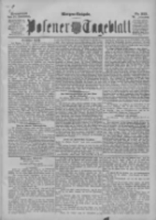 Posener Tageblatt 1895.07.13 Jg.34 Nr323