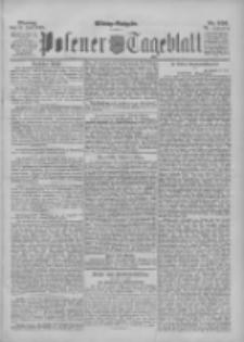 Posener Tageblatt 1895.07.15 Jg.34 Nr326