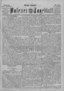 Posener Tageblatt 1895.07.16 Jg.34 Nr329