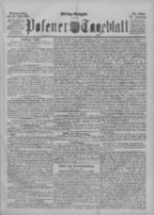 Posener Tageblatt 1895.07.18 Jg.34 Nr332