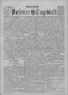 Posener Tageblatt 1895.07.21 Jg.34 Nr337