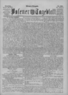 Posener Tageblatt 1895.07.23 Jg.34 Nr339