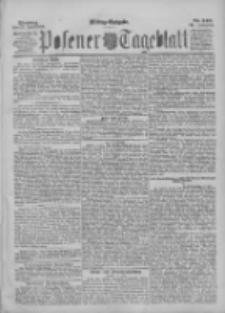 Posener Tageblatt 1895.07.23 Jg.34 Nr340