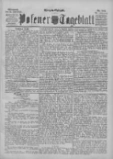 Posener Tageblatt 1895.07.24 Jg.34 Nr341