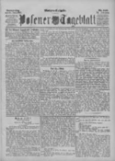 Posener Tageblatt 1895.07.25 Jg.34 Nr343