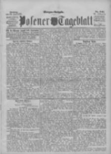 Posener Tageblatt 1895.07.26 Jg.34 Nr345
