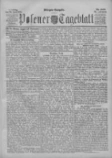 Posener Tageblatt 1895.07.28 Jg.34 Nr349