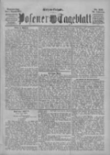 Posener Tageblatt 1895.08.01 Jg.34 Nr355