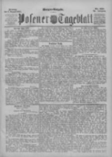 Posener Tageblatt 1895.08.02 Jg.34 Nr357