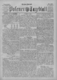 Posener Tageblatt 1895.08.03 Jg.34 Nr359