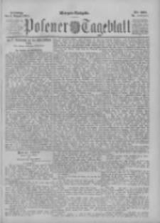 Posener Tageblatt 1895.08.04 Jg.34 Nr361