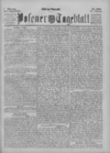 Posener Tageblatt 1895.08.05 Jg.34 Nr362