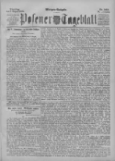 Posener Tageblatt 1895.08.06 Jg.34 Nr363