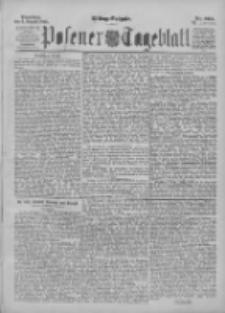 Posener Tageblatt 1895.08.06 Jg.34 Nr364