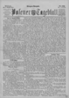 Posener Tageblatt 1895.08.07 Jg.34 Nr365