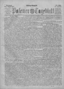 Posener Tageblatt 1895.08.07 Jg.34 Nr366