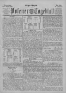 Posener Tageblatt 1895.08.08 Jg.34 Nr367